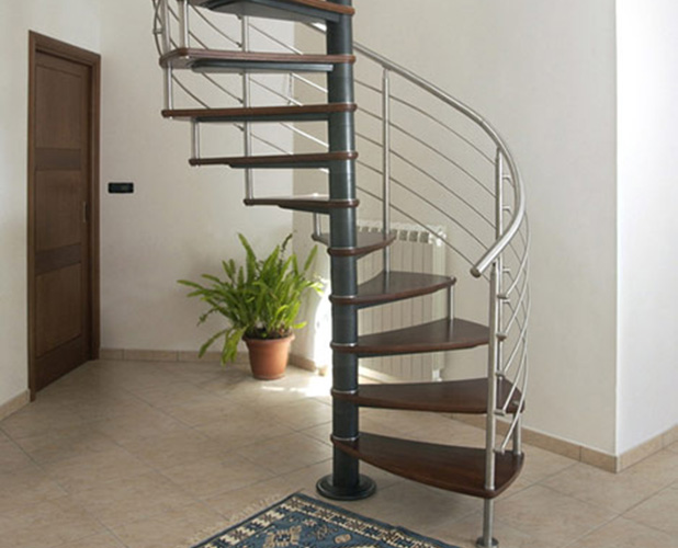escalier Niort