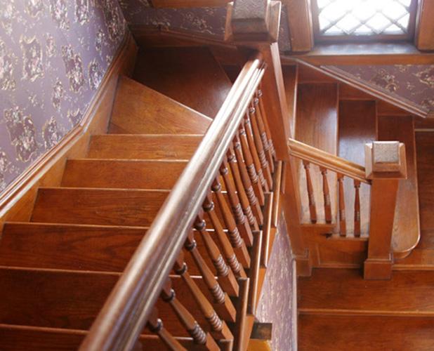 escalier saint maixent l'ecole