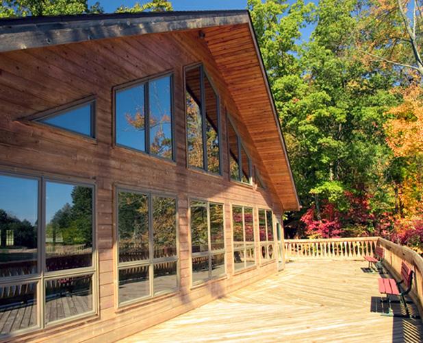 terrasse en bois Melle